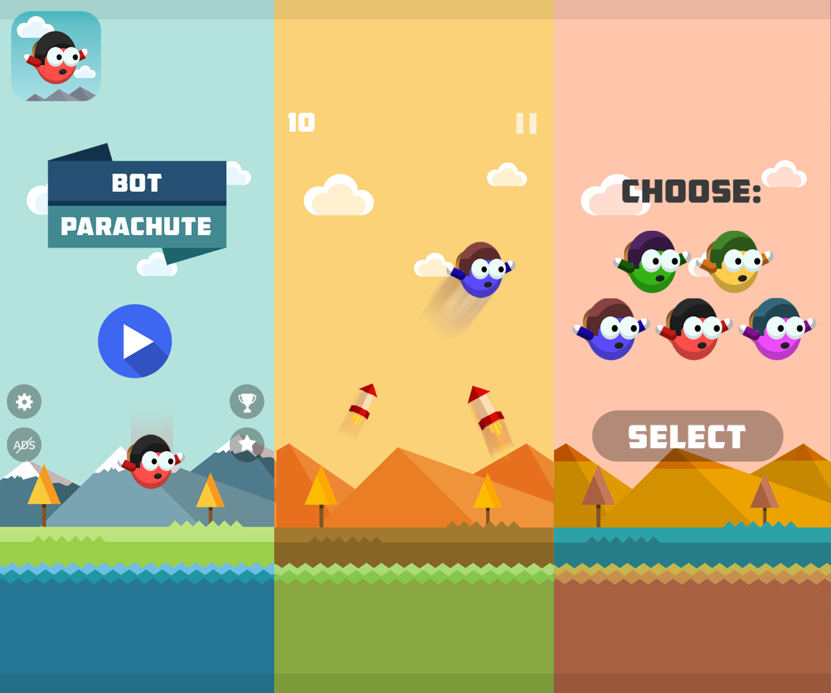 Iphone Game Design On Behance