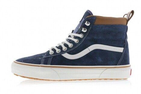Vans SK8-Hi MTE DRESS BLUES  #bestsneakersever.com #sneakers #shoes #vans #sk8 #hi #mte #dressblues #style #fashion