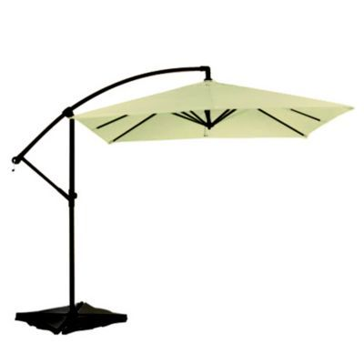 8' Square Cantilever Umbrella | European-Inspired Home Furnishing | Ballard Designs