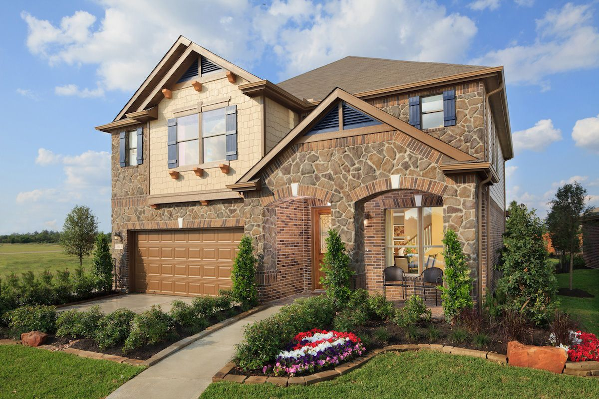 Richmond tx model homes