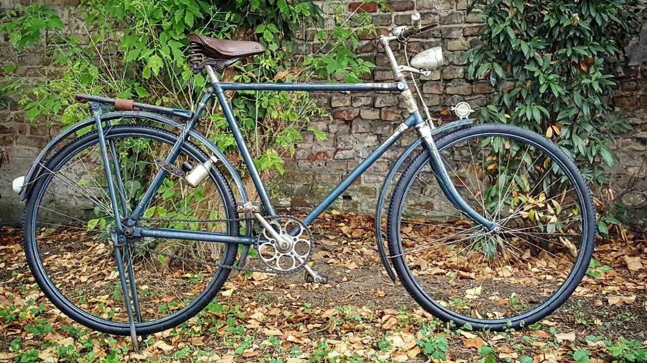 Miele Fahrrad Model Ws Bici