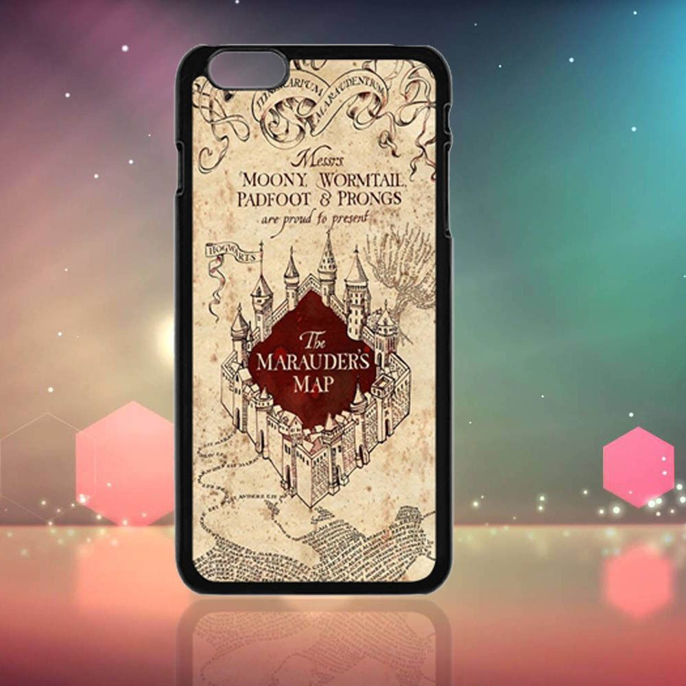 MARAUDERS MAP HARRY POTTER FOR IPHONE 6/6s CASE #UnbrandedGeneric