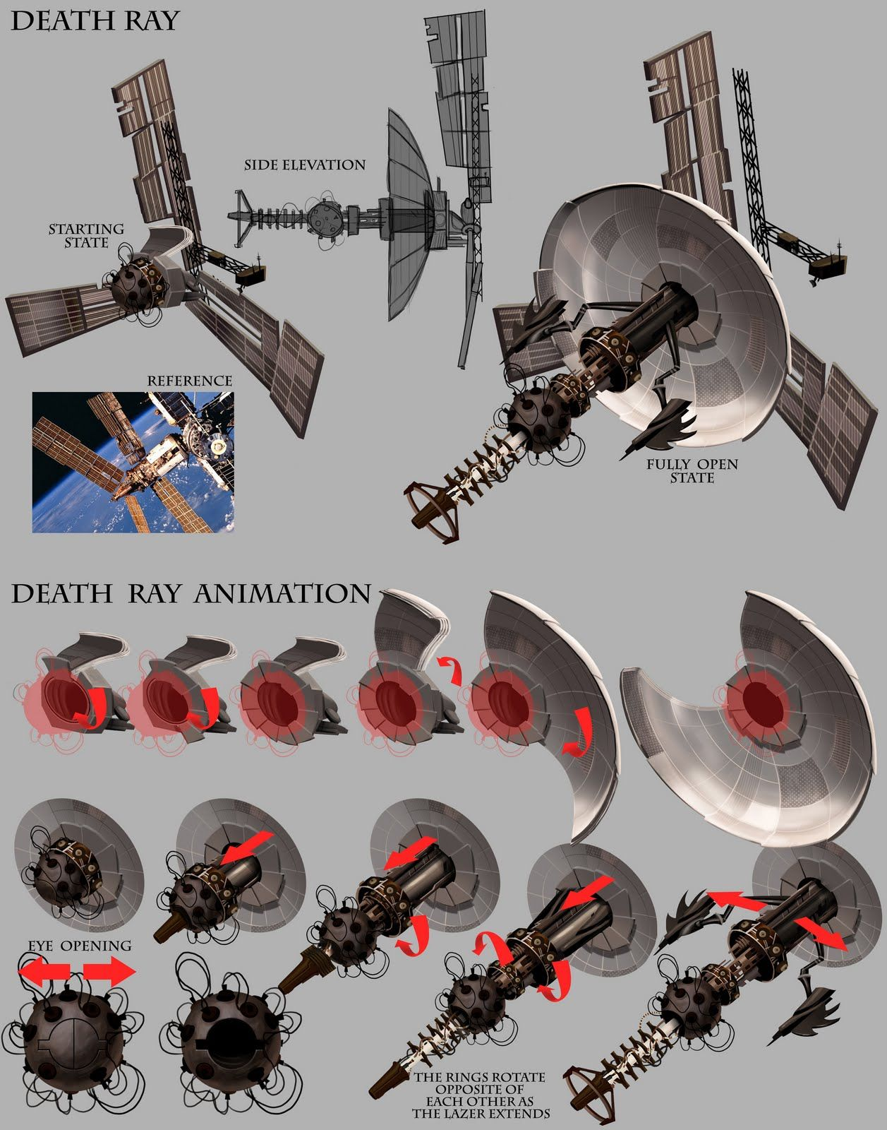 Megamind Releases Today 11/5/10 Concept art