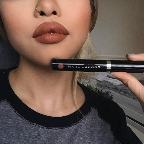 Marc Jacobs Beauty Quot Hot Cocoa Quot Liquid Lipstick