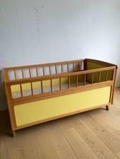 Kinderbett designklassiker  Kinderbett Victoria-Möbel, zusammenlegbar Breite 150cm / Tiefe 82cm ...