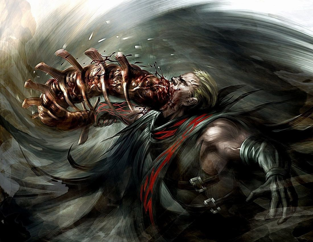 Soul Sacrifice - Black Rites Excalibur Chaos In