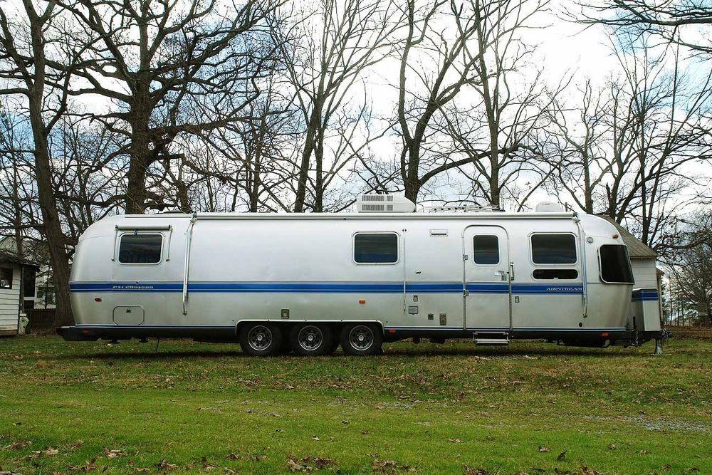 1990 34ft Airstream Excella 1000 Travel Trailer Rv Travel Trailer Airstream Trailers For Sale