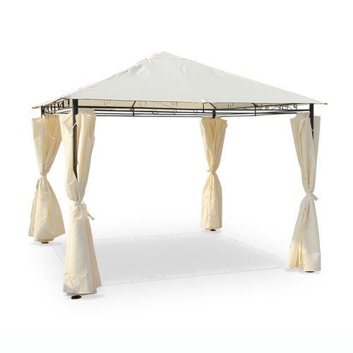 Lounge Tente De Jardin Pergola En Toile Creme Tente Jardin Lounge Tente Reception