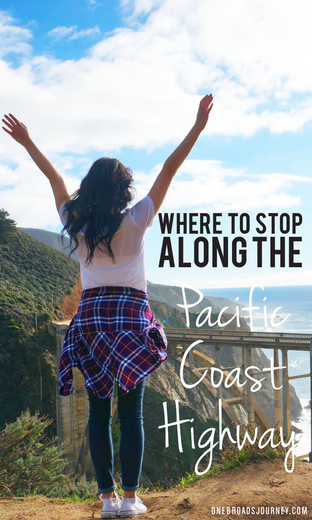 Where to Stop along the Pacific Coast Highway #westcoastroadtrip