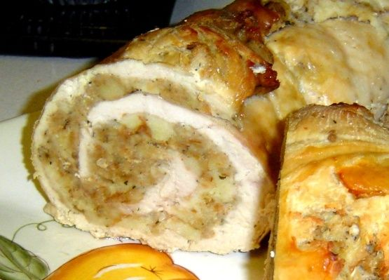 Turkey - Deboned And Rolled Recipe - Food.com