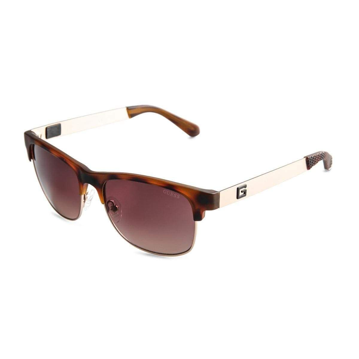 1af260adcc Guess Men Brown Sunglasses