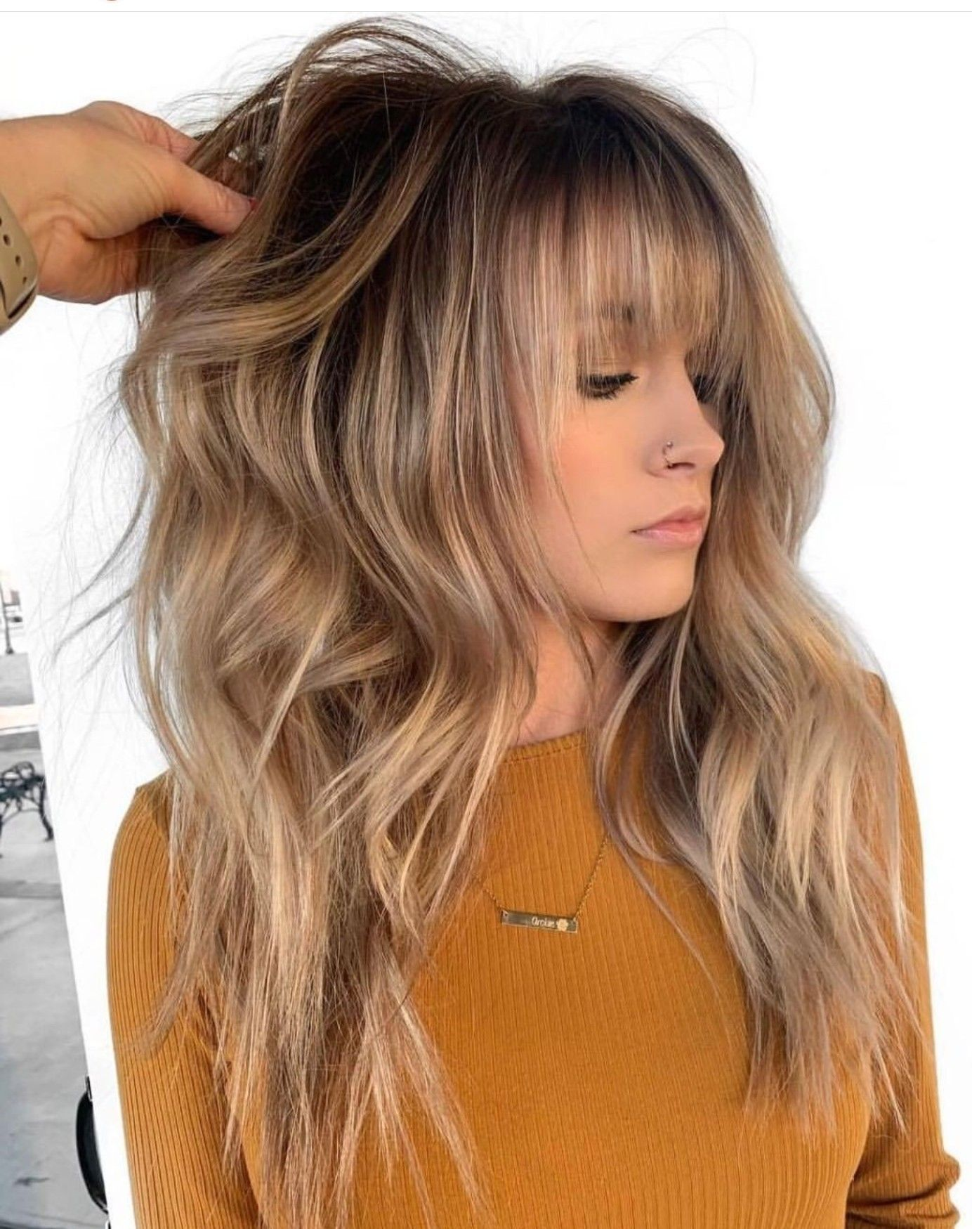 Pin On Fringe Hairstyles