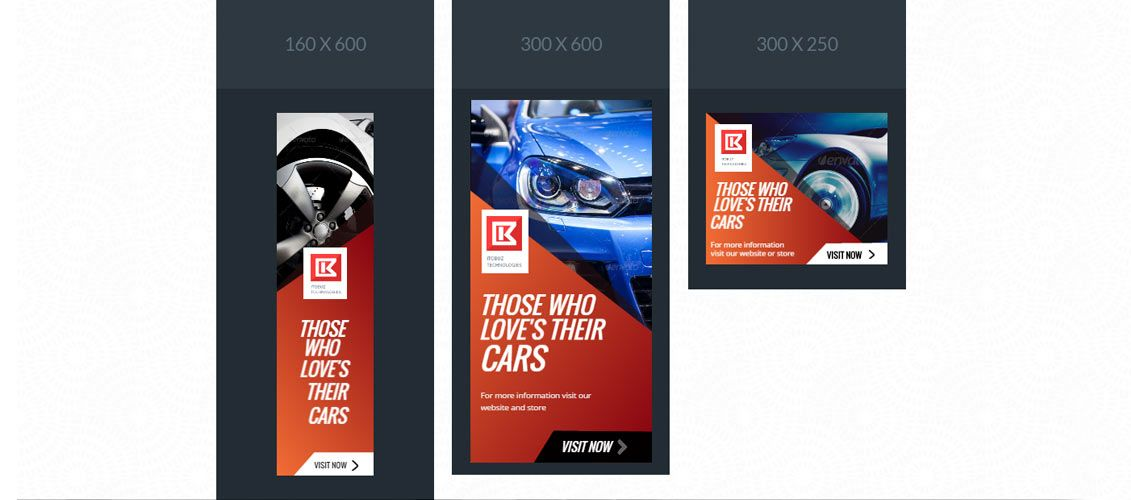 Car-Sales-and-Service---HTML-Animated-Banner-01 | Web design ...
