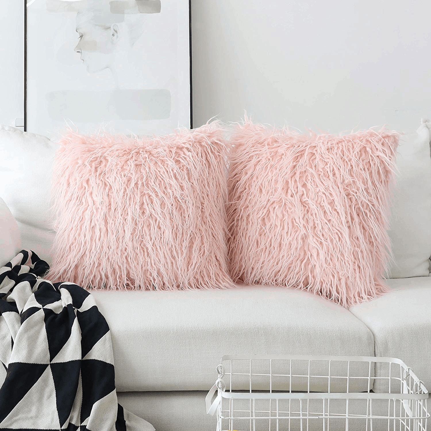 8 Cute Dorm Room Bedding Ideas You Need To Copy Simply Allison In 2020 Pillow Decorative Bedroom Decorative Pillows White Decorative Pillows
