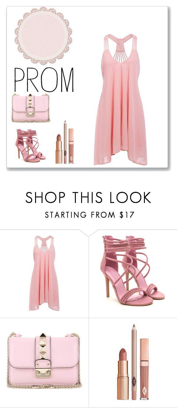 Light pink prom dress prom dress set and dolce vita