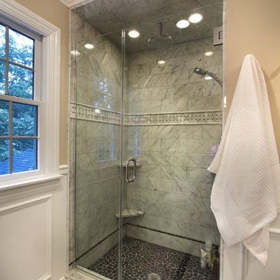 Love The Shower Wall And Floor Tiles Would Be Ideal For Our Master Bathroom Shower Cubicles Shower Floor Tile Bathroom Inspiration