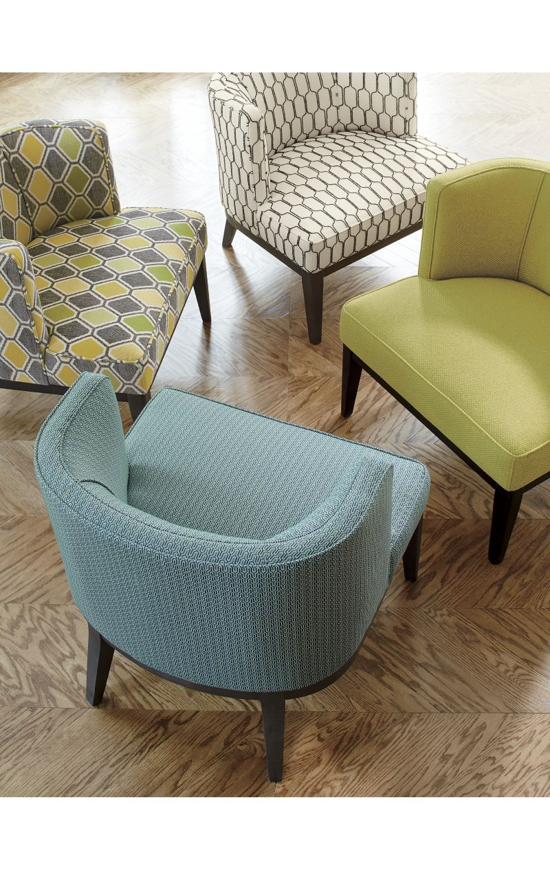 Grayson Chair Crate And Barrel Barrel Chair Chair Yellow