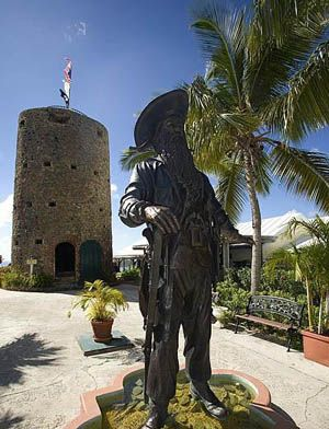 Walking Through the History of St  Thomas | Everything Castles