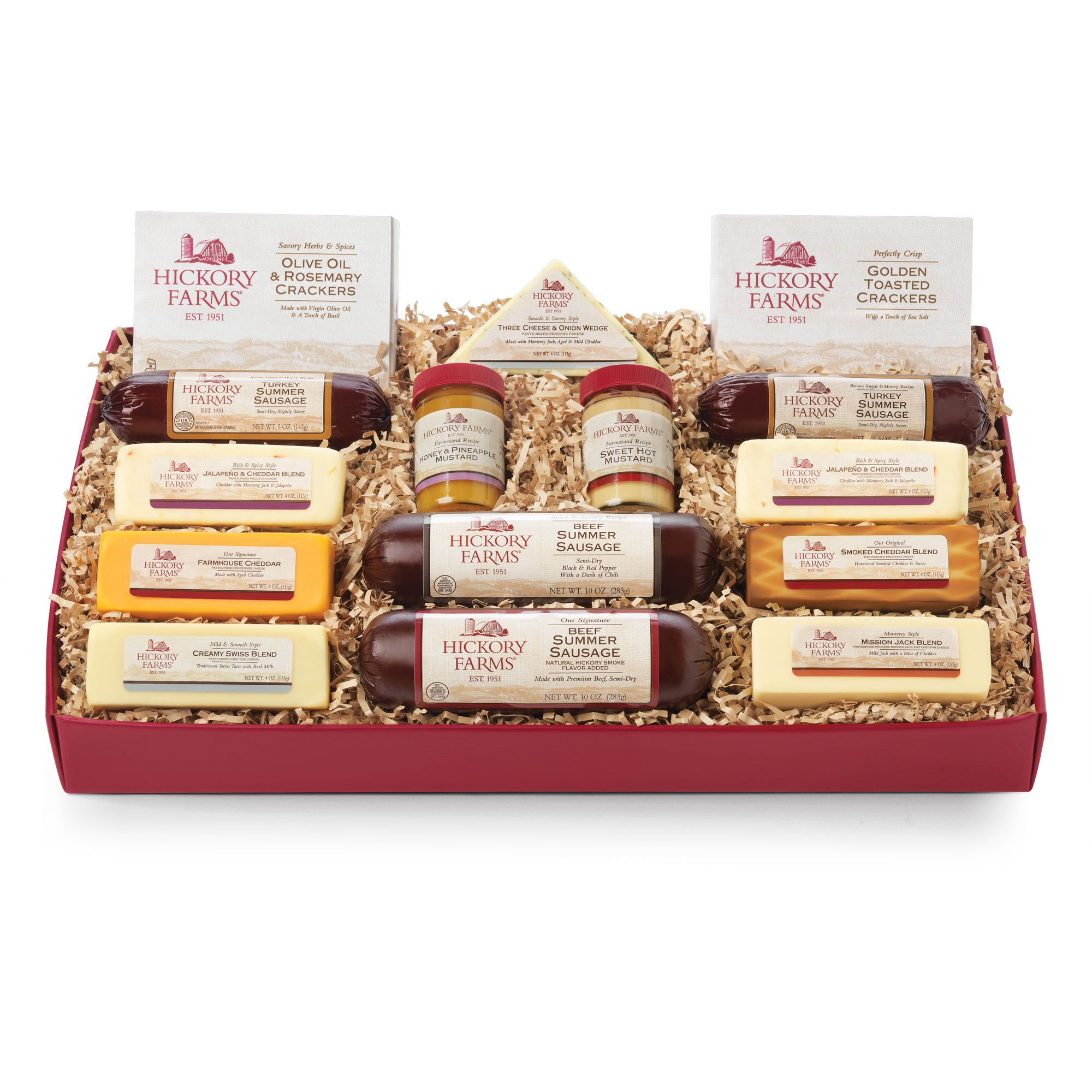Home for the Holidays Gift Box | Hickory Farms | Perfect ...