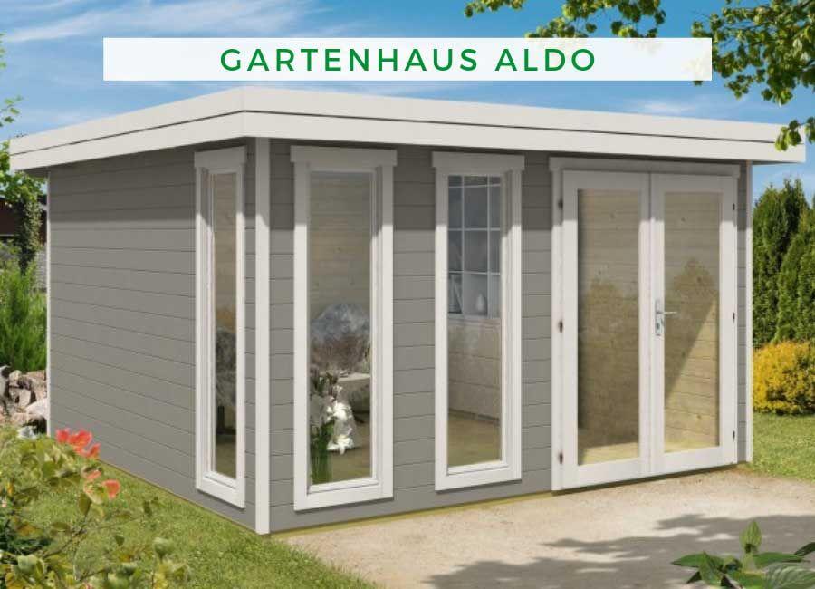 Gartenhaus Aldo 28 B Gartenhaus Aldo 28 B Gartenhaus Modern Gartenhaus Haus