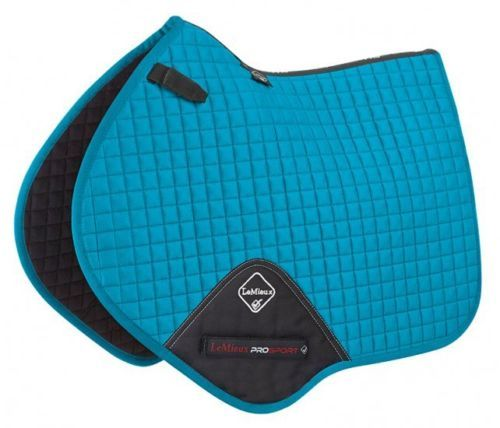 LeMieux Prosport Cotton Dressage Square Saddlepad