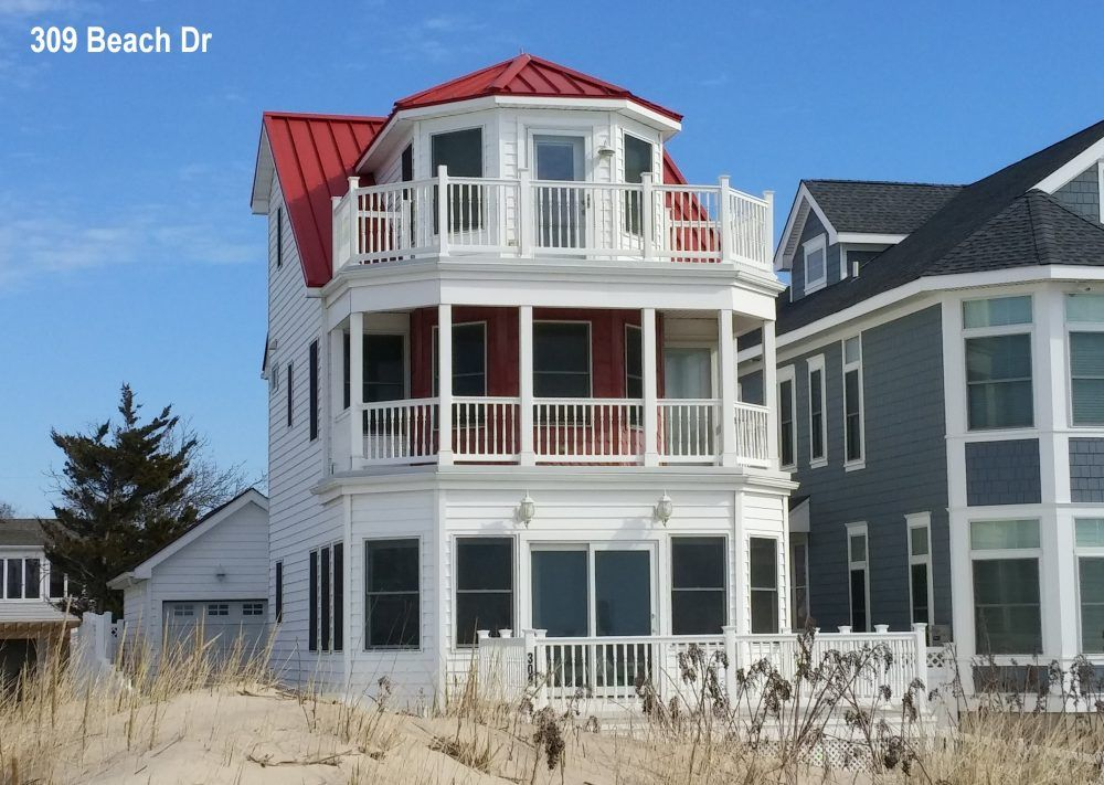 Vacation Al Houses And Condos For Cape May Wildwoods Beach Avalon
