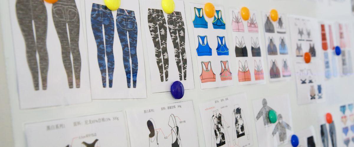 Xiamen yifu garment cod professional manufacturer for fitnees wear inhouse designer also rh in pinterest
