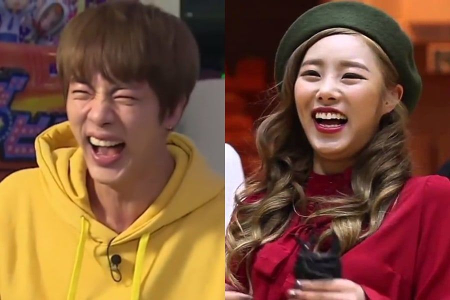 15 K Pop Idols Who Have The Most Unique Laughs Soompi Laugh Laughing Emoji Idol