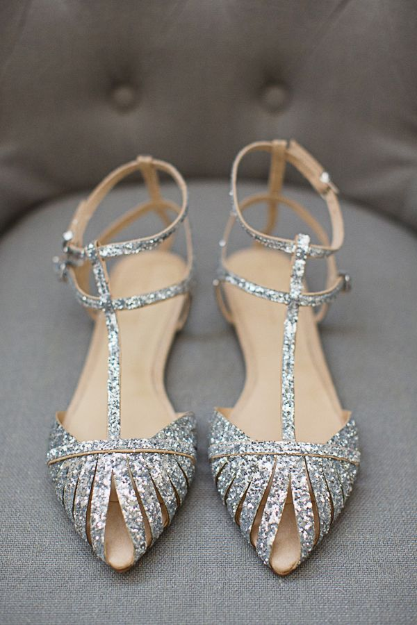 95bada64c Sparkle Flats | Shoes | Shoes, Sparkle flats, Wedding shoes