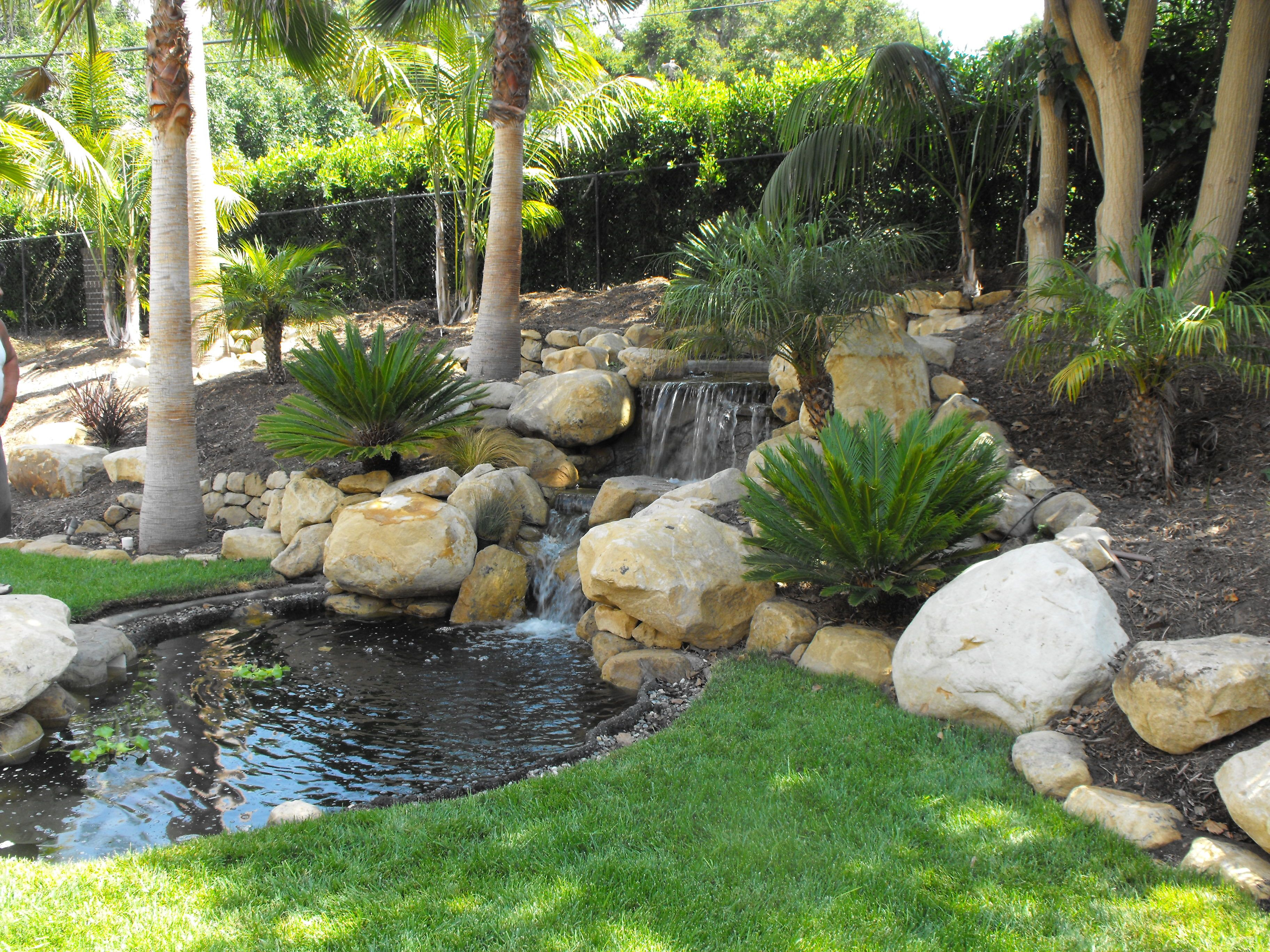Koi ponds pictures garcia rock and water design blog for Koi ponds and gardens