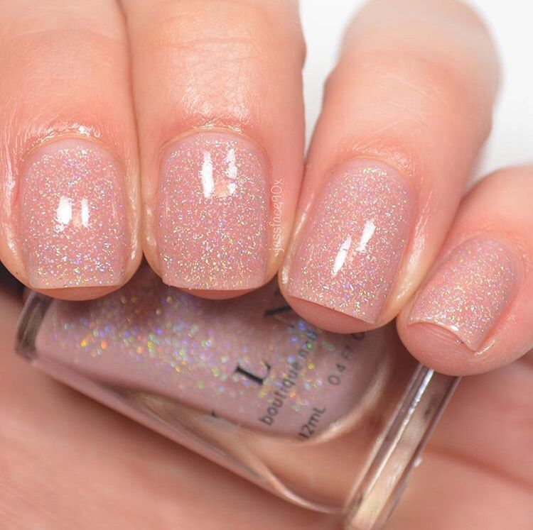 ILNP - Sandy Baby (Spring Jellies collection) | Nail Polish | Pinterest