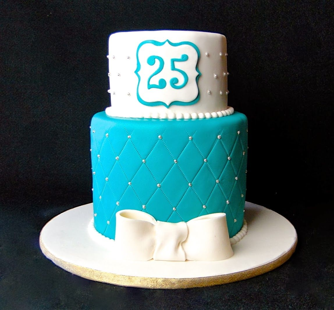 25th Birthday Cake Ideas 25th Birthday Cake Images Happy Birthday