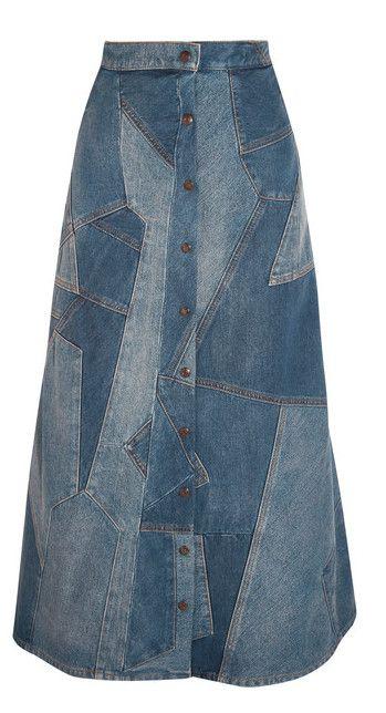 d7b0af8e85 Jeans Patchwork
