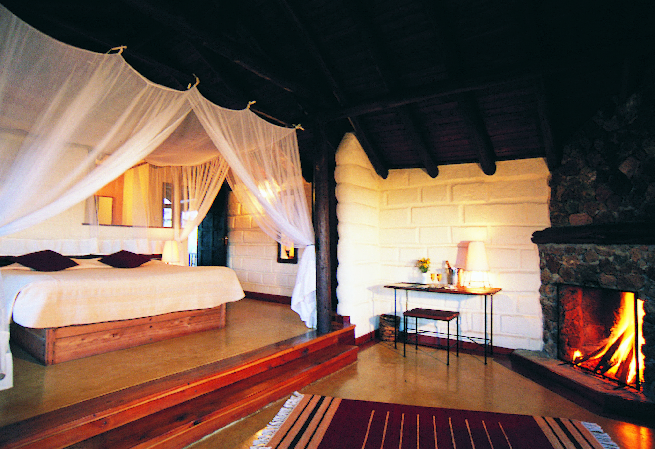 Coccolarsi Al Great Rift Valley Lodge Golf Resort Di Heritage Hotels In Kenya Dormendo