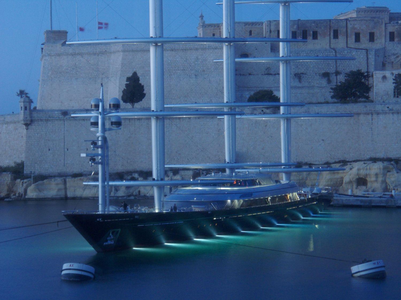 Maltese Falcon Luxury sailing yachts, Maltese falcon