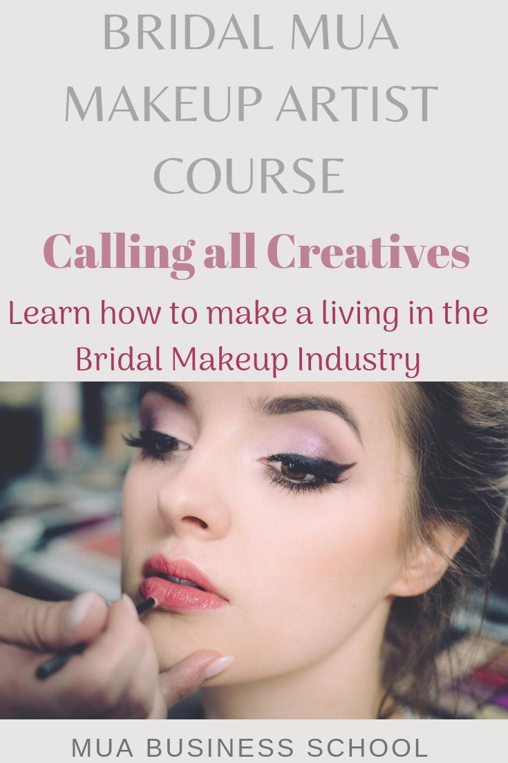 Free Masterclass Video Series Bridal Makeup Artist Makeup Artist Course Makeup Artist Business