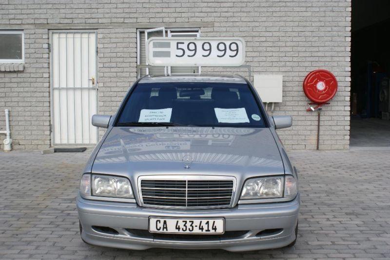 1999 mercedesbenz cclass sedan noordhoek gumtree