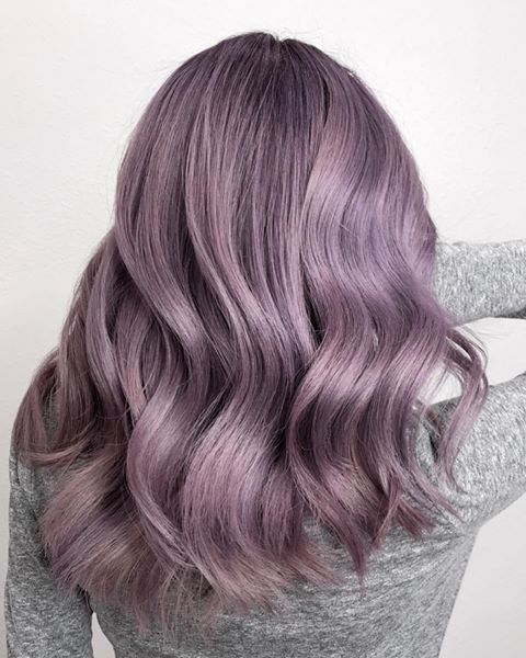 Warning: You're About to Dye Your Hair Lavender, S