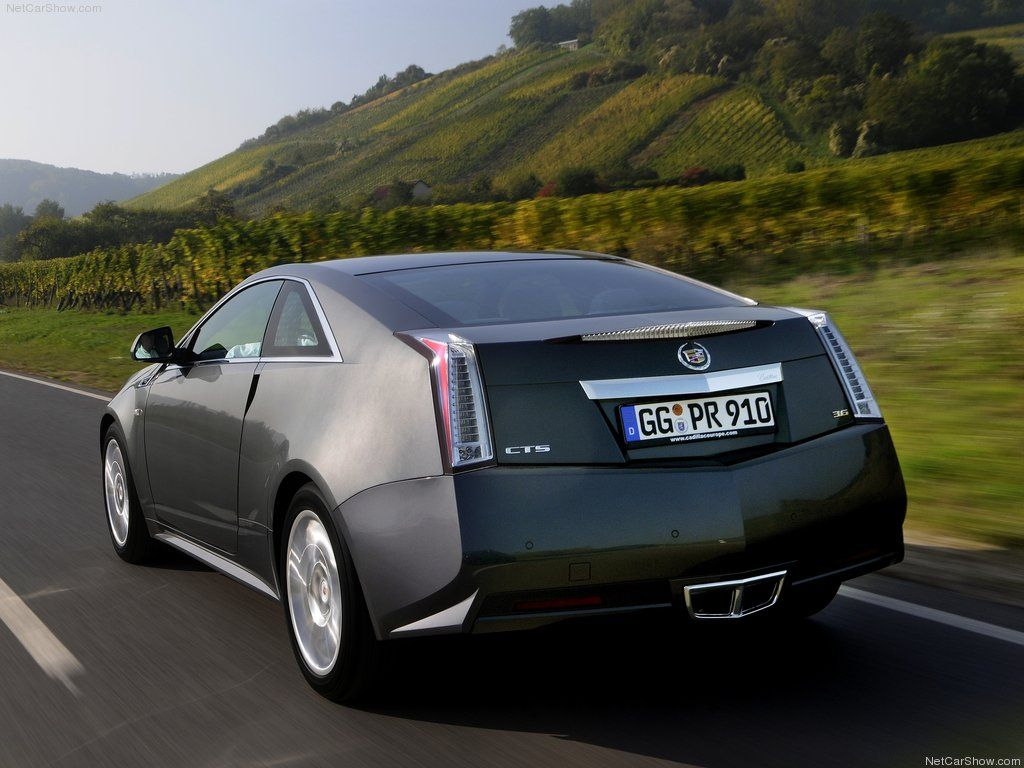 Cadillac Cts Coupe Next Car Pinterest Cadillac Cts Coupe
