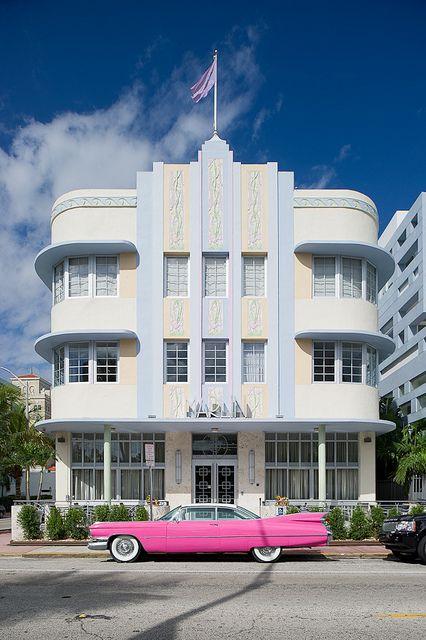 Hotel Marlin Miami Beach Fl Art