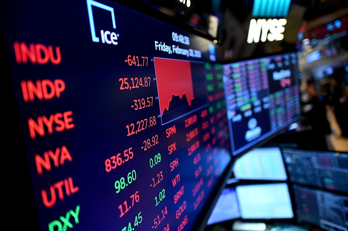 Crash The Stock Market Collapses Now What Stock Market