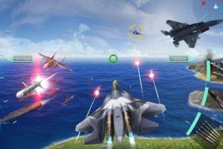 16++ Pejuang langit 3d sky fighters mod apk info