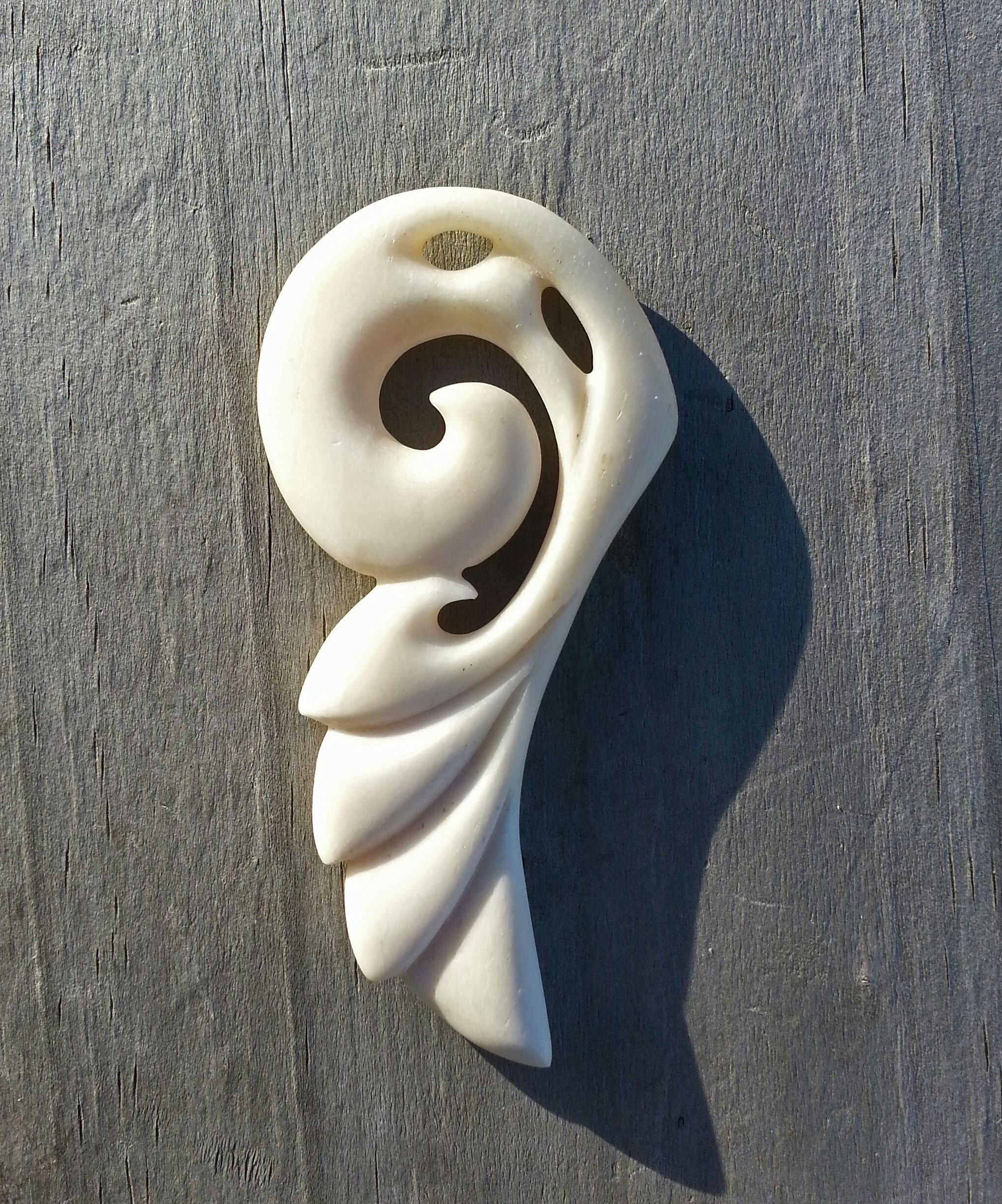 Contemporary Koru....