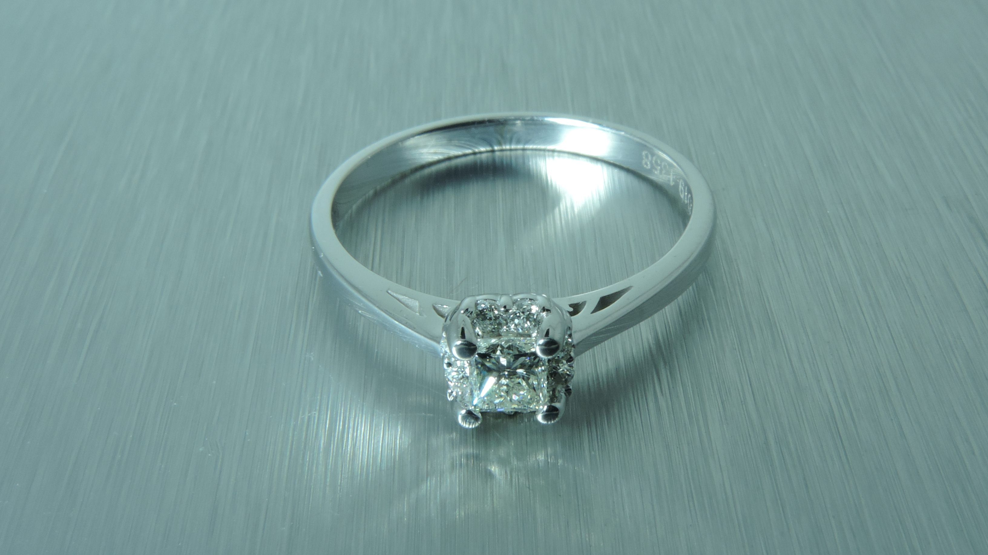 gold products fine affordable ring moissanite img jewellery white stores jewelry mona cut pear moissy diana online