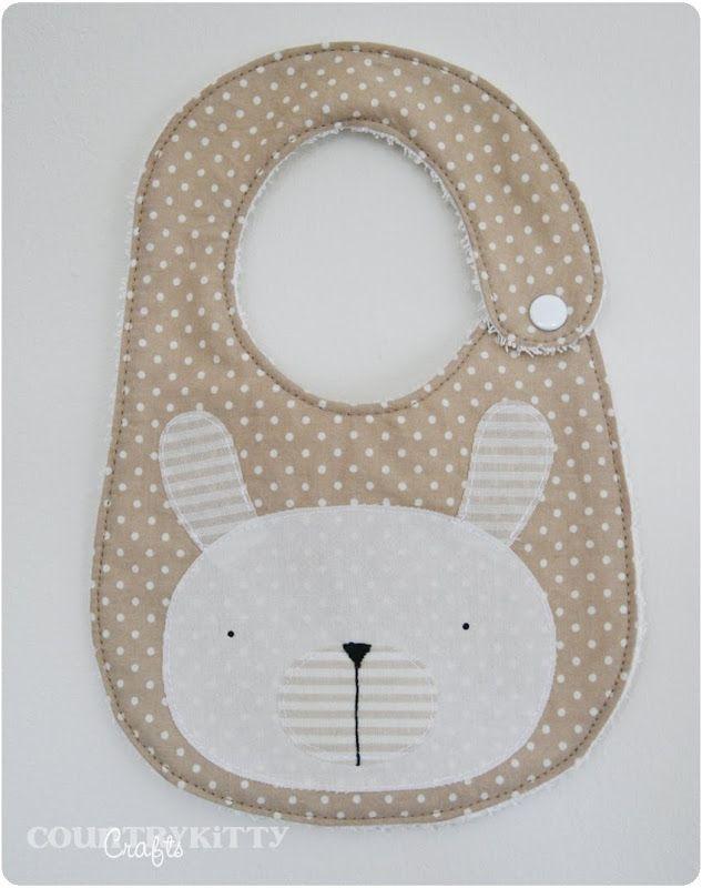 Countrykitty: Baby bunny | COSTURA: Bebés i nens | Pinterest | Bebé ...