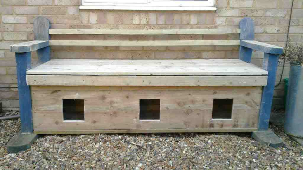 outside house for 3 cats | made to any length, shape or size, your