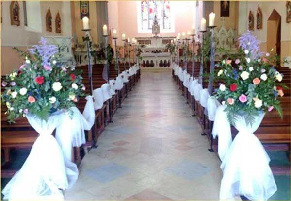 Wedding church decorations 61g 600414 centerpiece wedding church decorations 61g 600414 junglespirit Image collections