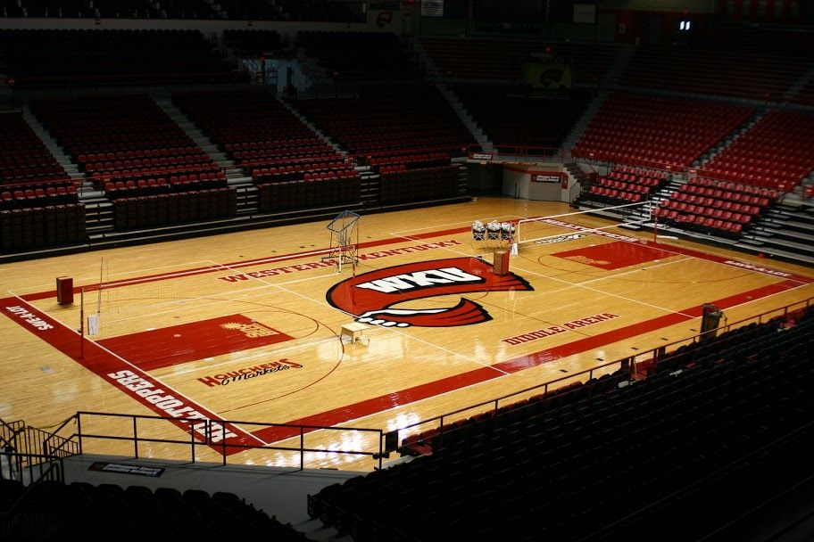 Bowling Green Basketball Court