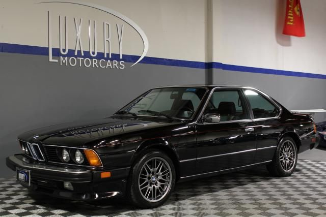 7 995 1985 Bmw 6 Series Used Car Sacramento Ca Luxury Motor Cars Luxury Motor Used Cars Motor Car