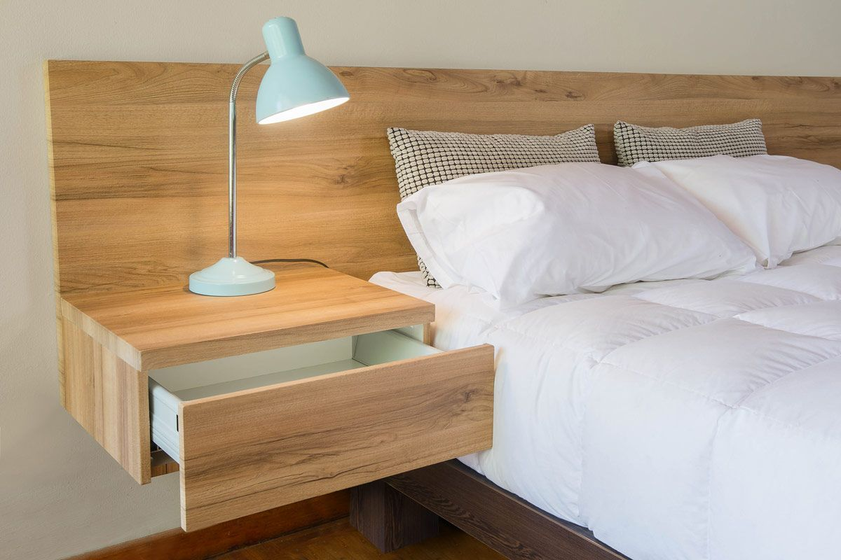 Home Contemporary headboards, Wall mounted headboards
